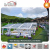 White PVC Fabric Custom 6 X 3 Maruqee Tent Roment Event Tent with Decoration