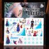 Wholesale Frozen Tattoo Sticker for Kids