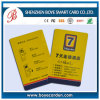 125kHz/13.56MHz Plastic Contactless RFID Card Access Control