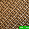 Long-Lasting Artificial Round Plastic Rattan Material for Wicker Furniture