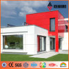 Best Price Weather Resistant High Gloss Curtain Wall Panel