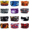 Unisex Fashion Polyester Allover Printing Magic Headband