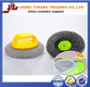 5PC 40g Galvanized Scourers Floor Cleaning Ball