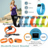 Splash Waterproof Wristband/Watch Smart Bracelet with Bluetooth TW64