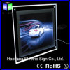 Wall Mounted Acrylic Crystal LED Slim Light Box