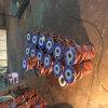 Cast Steel Body Lining PCTFE Ball Valve