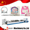 Laminated Film Irregular Shape Bag Making Machine