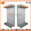 Factory Customized Supermarket Single Sided Groove Shelving (Zhs241)