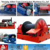 Electric Friction Mine Hoist Winch