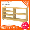 Kindergarten Used Small Black Bookshelves Cheap Furniture for Kid