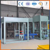 LCD Touch Screen to Adjust Parameters Cement Block Making Machines Price