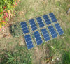 60W/5V Solar Charger with 2USB for The Smartphone