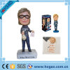 Customized Polyresin Funny Political Hillary Clinton Bobble Head
