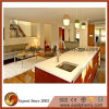 Modern White Quartz Stone Kitchen Countertop