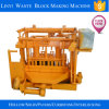 Qt40-3A Concrete Egg Laying Brick Making Machine