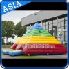 Outdoor Inflatable Pyramid Disco Bouncy Castle