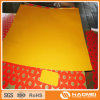 aluminium gold lacquered sheet 8011