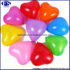 100 PCS / Bag Heart Shaped Latex Balloons Multicolor