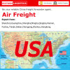 Air Freight From China to USA with The Best Air Freight Offer (Air freight)