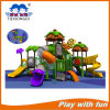2016 Super Strong Plastic Ship Children Spiral Tube Outdoor Playground for School