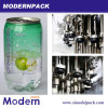 Plastic Can Carbonated Beverage 310ml Juice Drinks Filling Machinery