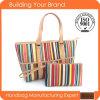 Fashionable and Good Quality Ladies Leather Handbags (BDM145)