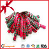 Color Grosgrain Curling Ribbon Bow for Christmas Decorative Bow