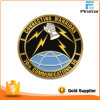 Pinstar Manufacturer Metal Enamel Gold Souvenir Coin Commemorative Coin