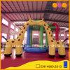 Cute Inflatable Kissing Giraffe Arch Inflatable Enterance (AQ5328)