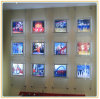 Photo Wall Hanging Light Panels with Hanging Wires (A4)