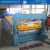 ISO Roof Steel Cold Roll Forming Machinery