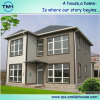 Green Prefab Living House for Big Family