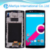 Mobile Phone Black LCD Screen Digitizer Assembly+Frame for LG G4