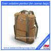 New Designed Canvas Leisure School Laptop Backpack for Campus (SBB-043#)