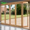 Double Pane PVC Door of Swing Panel PVC Door