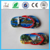 Factory Cheap Hand Painted Custom Resin Shoe Shaped Fridge Magnets