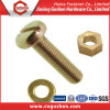 Galvanized Carbon Steel Pan Head Screw/Pan Head Slotted Bolt