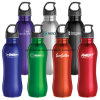 25 Oz Curvaceous Stainless Steel Water Bottle
