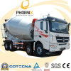 8X4 16m3 V3cabin North Benz Beiben Concrete Mixer Truck