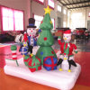 Inflatable Christmas Tree Decorative Toy Inflatable Christmas Toy Xmas Party (AQ5788)