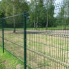 Beautiful Curve Welded Wire Fence for Exporting