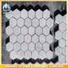 Mosaic Tile Granite and Marble Shapes Hexagon