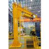 Base Mounted Pillar Cantilever Jib Crane for Warehouse Usage