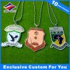 Hot Sale Plating Metal Dog Tag