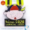 Wholesale Custom Souvenir Cute Cartoon Character Award Medal