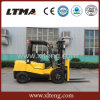Hot Sale 1 Ton Small Diesel Forklift with Solid Tires