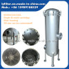 Food Grade 40′′ Stainless Steel Multi-Cartridge Filter Housing for RO Water Treatment Equipment