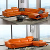 Longer Suit Livimg Room Modern Leather Sofas Sets