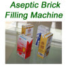 Aseptic Carton Brick Filling Machine Juice Beverage