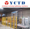 Automatic palletizing machine for beverage